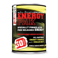 Energy Pak (30 packs.)