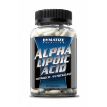 Alpha Lipoic Acid 90 капсул