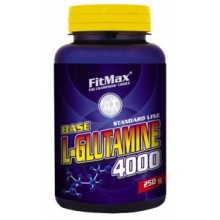 FM Base L-Glutamine, 250g
