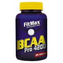 FM Amino BCAA Pro 4200, 120tab/1430mg
