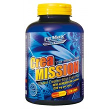 FM Crea Mission, 120caps /1200mg (Creatine Orotate Ethyl Ester )