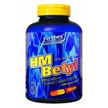 FM HMBetyl, 120caps/1250mg (HMB+Creatine Orotate Ethyl Ester)