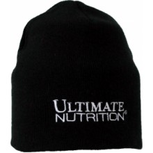 Шапка Ultimate Nutrition® (черная)