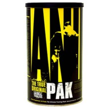 Animal Pak ( 15 packs. )