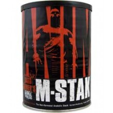 Animal M-Stak ( 21 packs. )