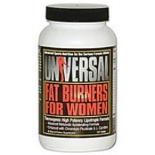 FAT BURNERS FOR WOMEN ( 120 tabs.)