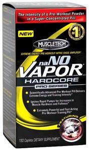 NaNO Vapor Hardcore Pro Series 150 капсул