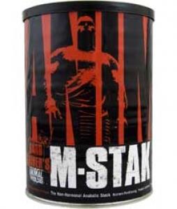 Animal M-Stak ( 21 packs. )