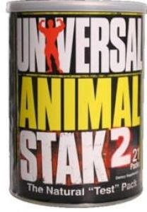ANIMAL STAK-2 ( 21 packs.)