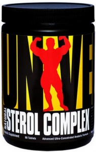 Natural Sterol Complex ( 120 tabs.)