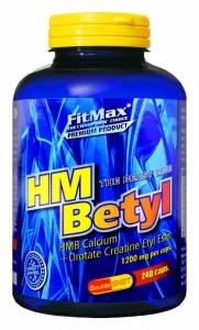 FM HMBetyl, 120caps/1250mg (HMB+Creatine Orotate Ethyl Ester)