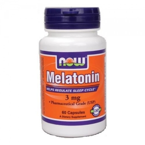 MELATONIN 3 мг 60 капсул