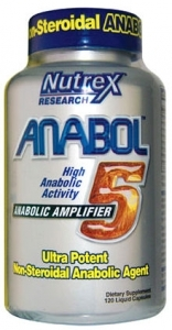 Anabol 5 120 капсул