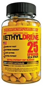 Methyldrene™ 25 Cloma pharma 100 капс.