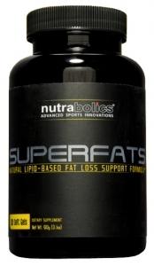 NB SuperFats, 120капсул