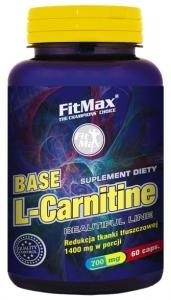 FM Base L-Carnitine (700mg), 60 caps