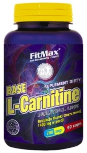 FM Base L-Carnitine (700mg), 90 caps