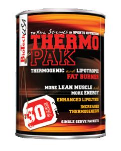 Thermo Cuts Pak (30 packs.)