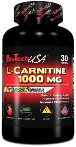 L-Carnitine 1000 MG 30 таблеток