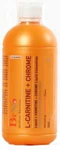 L-Carnitine+Chrome Liquid (500 ml.)