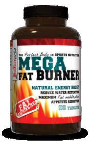 Mega Fat Burner ( 90 tabs.)