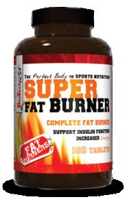 Super Fat Burner ( 100 tabs.)