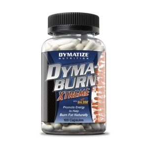 Dyma-Burn® Xtreme with Ephedrina 100 капсул