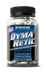 Dyma-Retic™ Water Loss 90 капсул