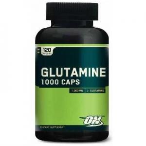 Glutamine 1000 Caps ( 120 caps.)