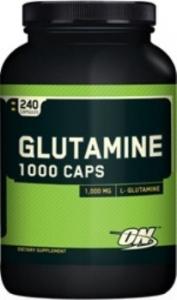 Glutamine 1000 Caps ( 240 caps.)