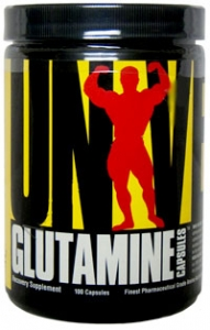 Glutamine Caps ( 100 kaps.)