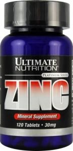 Zinc 120 таблеток