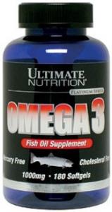 Omega - 3 ( 90 gels/caps.)