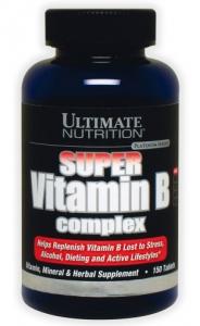 Vitamin B-Complex Super 150 таблеток
