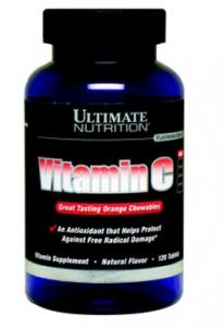 Vitamin - С ( 500 mg/120 tabs.)