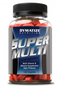 Super Multi Vitamin 120 капсул