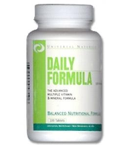 Daily Formula ( 100 tabs.)