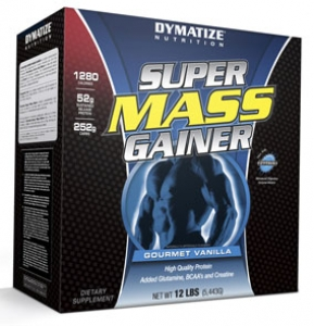 Super Mass Gainer 5,45 кг