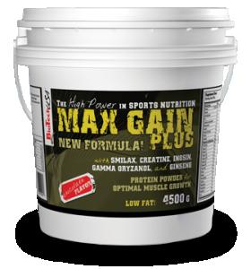 Max Gain Plus (4.5kg.)