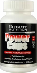 Power caps 90 капсул