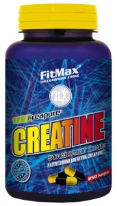 FM Creatine Creapure, 250caps /750mg