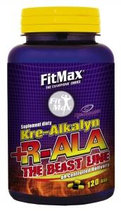 FM Kre-Alkalyn + R-ALA, 120caps /1500mg+100mg r+ala
