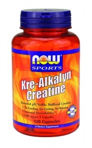 Kre-Alkalyn® Creatine 120 капсул