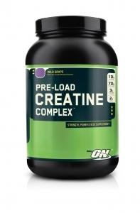 Pre-Load Creatine Complex ( 0.909 gr.)