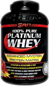 100% Pure Platinum Whey 2,240 кг