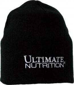 Шапка Ultimate Nutrition® (черная)