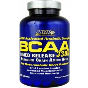 BCAA 3300 120 таблеток