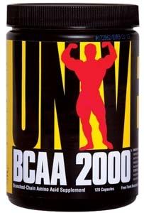 BCAA 2000 (120caps.)