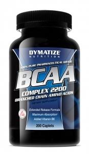 BCAA Complex 2200 200 таблеток