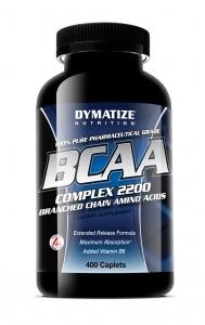 BCAA Complex 2200 400 таблеток